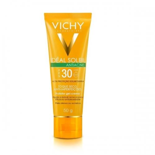 Vichy Idéal Soleil Anti Acne FPS30 50G