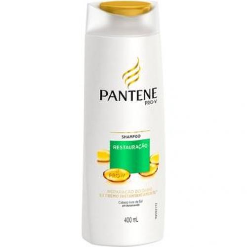 Shampoo Pantene Restauração 400ml