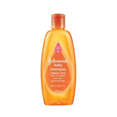 Shampoo Johnsons Cabelos Lisos 200ml