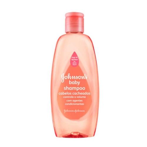 Shampoo Johnsons Cabelos Cacheados 400ml