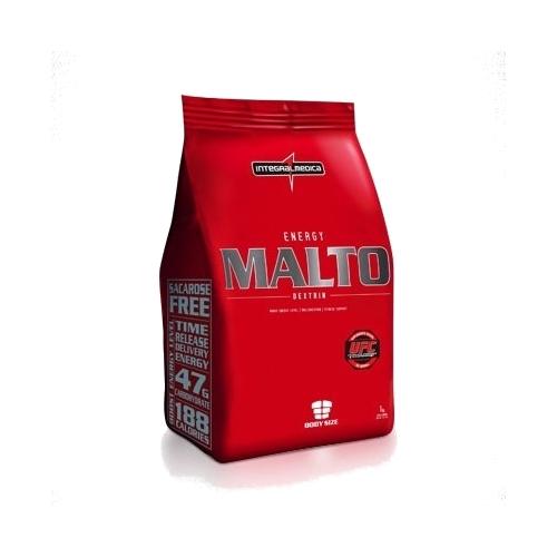 Energy Malto Dextrin Integralmedica Sem Sabor