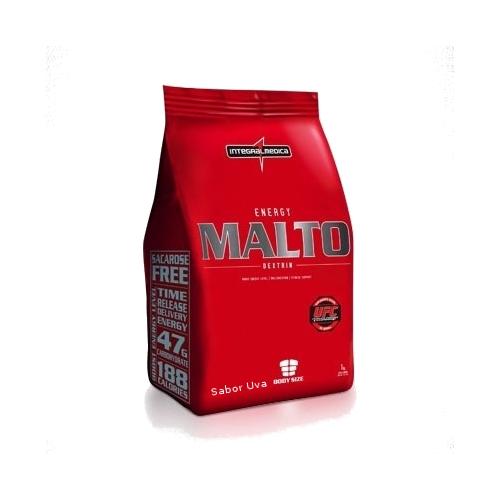 Energy Malto Dextrin Integralmedica Sabor Uva