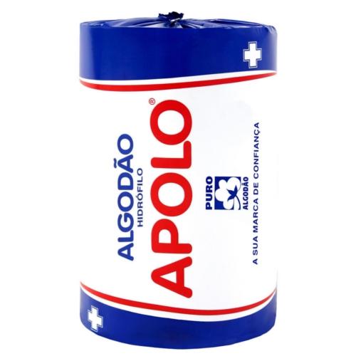 Algodão Hidrofilo Apolo 500g