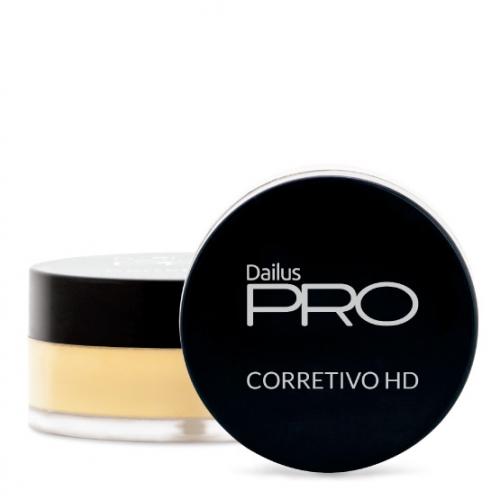 Corretivo HD Cor 04 Amarelo