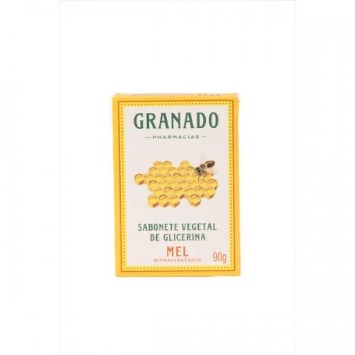 Sabonete Vegetal de Glicerina Granado Mel 90g