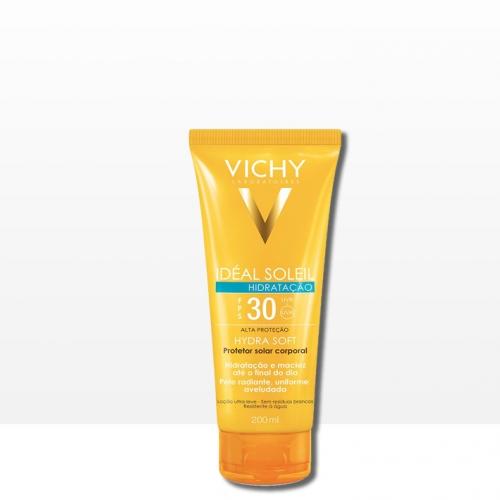 Vichy Idéal Soleil Hydrasoft FPS 30 200ml