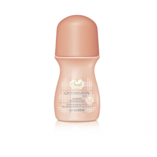 DESODORANTE ROLL-ON GIOVANNA BABY PEACH 50ML
