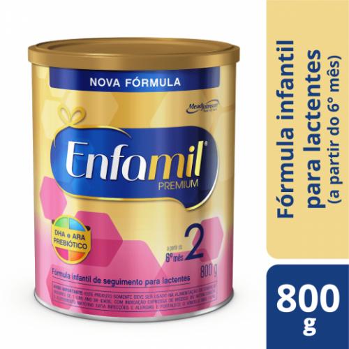 ENFAMIL PREMIUM 2 800GR