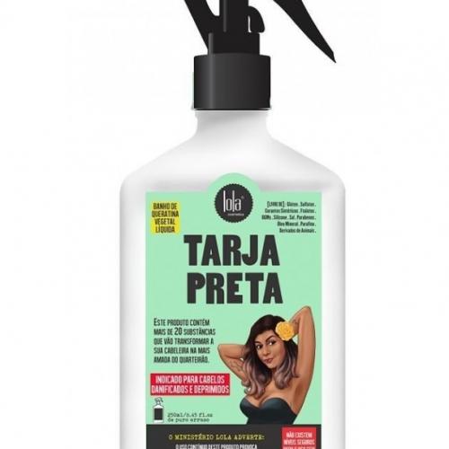 Queratina Vegetal Líquida Tarja Preta 250ml - Lola