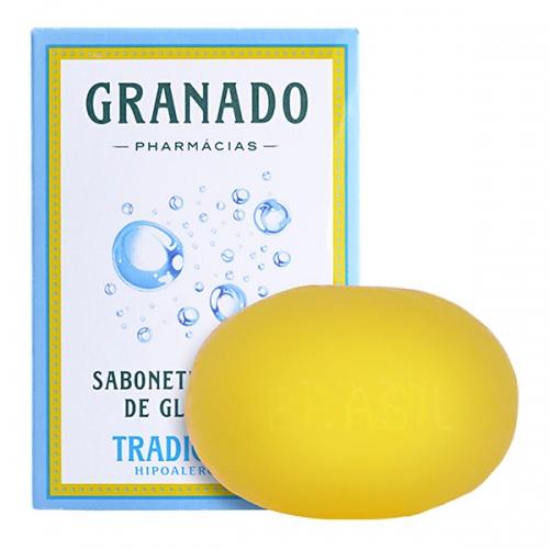 SABONETE GRANADO GLICERINA TRADICIONAL 90GR