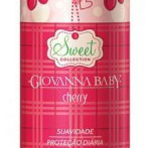 Desodorante aerosol Giovanna Baby Cherry 150 ml