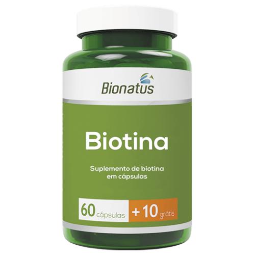 BIOTINA BIONATUS 70 CÁPS