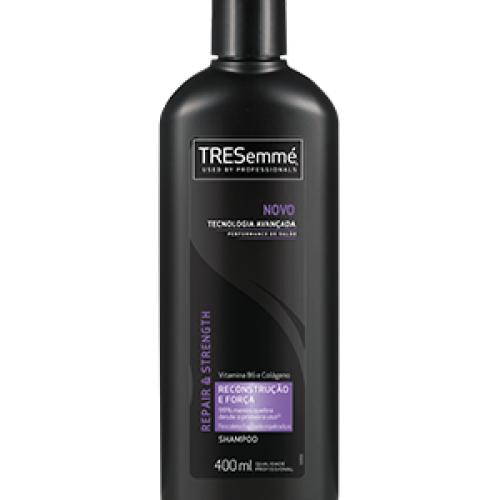 Tresemmé Shampoo Reconstrução e Força 400ml