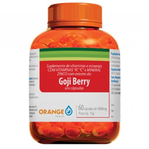 Gojy Berry 60 Cápsulas de 1000mg