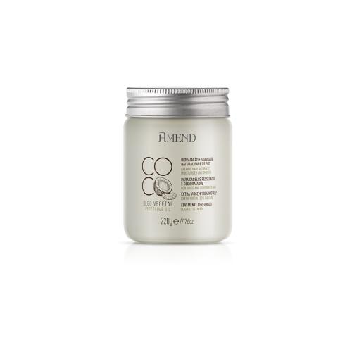 Óleo Vegetal 100% Natural Amend Coco – 220g