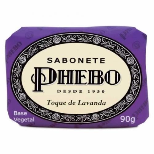 SABONETE PHEBO TOQUE DE LAVANDA 90GR