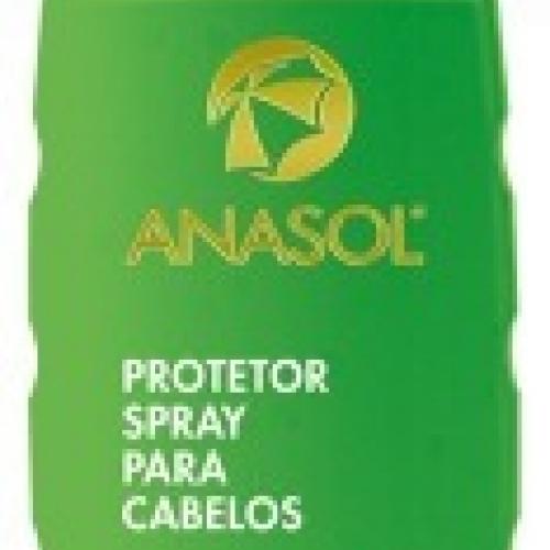 Anasol Protetor Spray para Cabelos 125ml