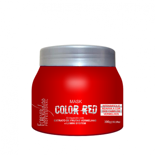 Máscara Color Red 250g Forever Liss