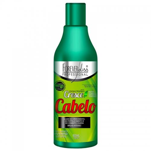 Shampoo Cresce Cabelo Forever Liss 500ml