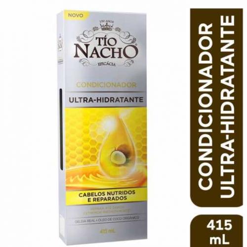 CONDICIONADOR TÍO NACHO ULTRA-HIDRATANTE 415ML