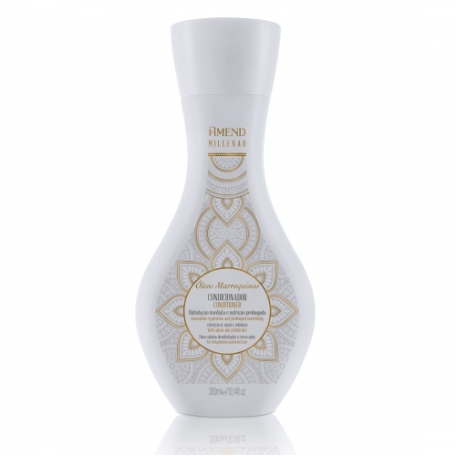 CONDICIONADOR AMEND MILLENAR ÓLEOS MARROQUINOS 300ML