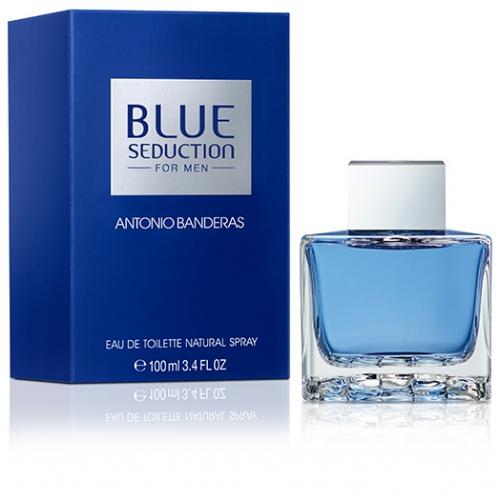 Perfume Blue Seduction For Men Antonio Banderas Eau de Toilette - 100ml