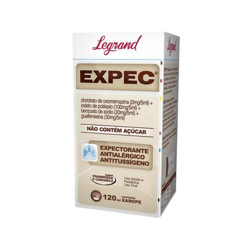 EXPEC XAROPE 120ML