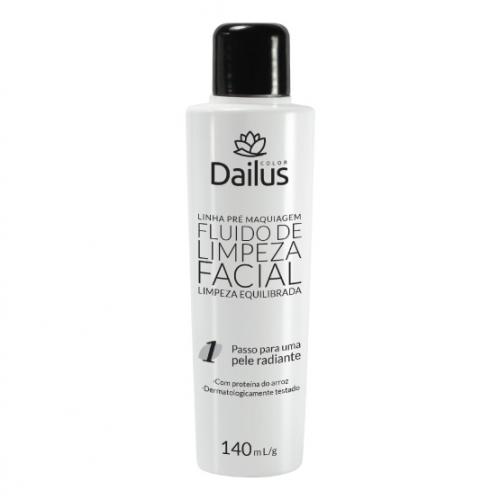 Dailus Fluido de Limpeza Facial 140ml