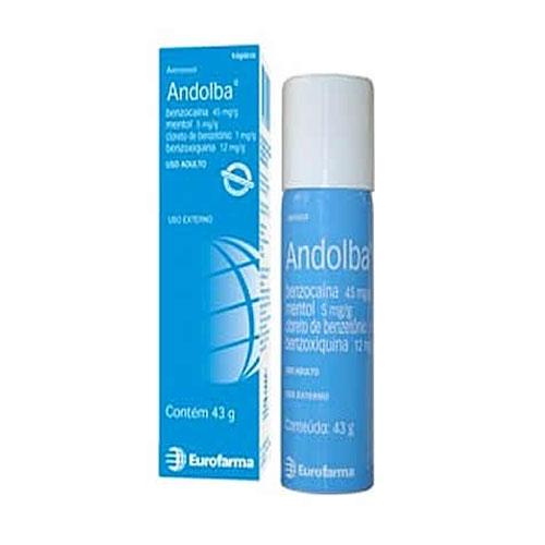 ANDOLBA AEROSOL 43GR