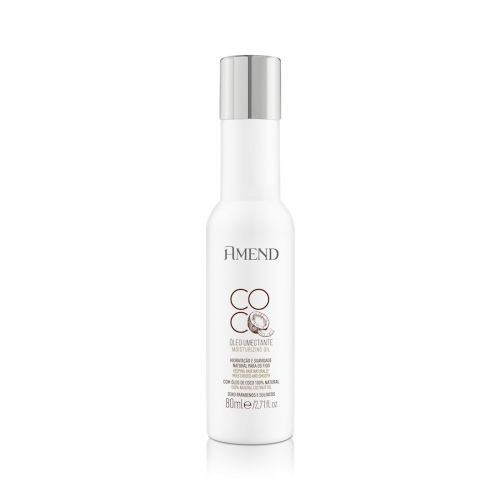 Óleo Umectante Amend Coco - 80ml