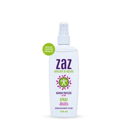 Zaz Repelente de Insetos Spray 130 ml