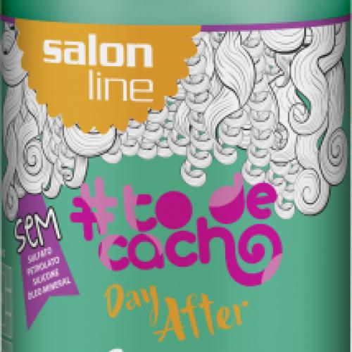 Gel Líquido Para Day After Salon Line 320ml