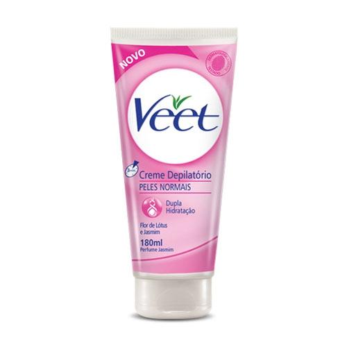 Creme Depilatório Veet para Peles Normais com 100 ml