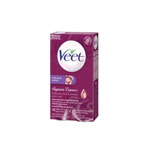 Creme Depilatório Veet Suprem Essence para Peles Normais e Secas com 90 ml
