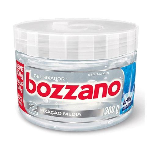 Gel Fixador Bozzano Fixação Média com 300 g