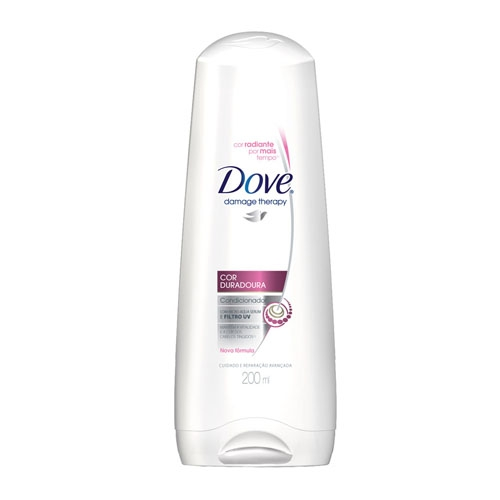 Condicionador Dove Cor Duradoura 200 ml