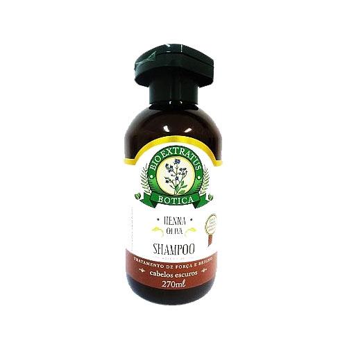 Bio Extratus Botica Cabelos Escuros Shampoo 270ml