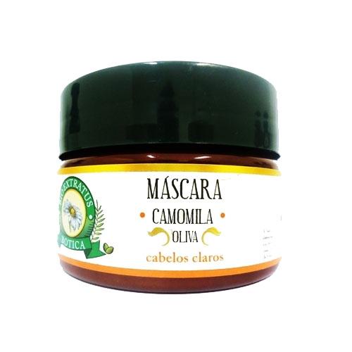 Bio Extratus Botica Cabelos Claros Máscara 250g