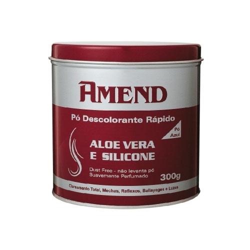 Amend Pó Descolorante Aloe Vera e Silicone 300g