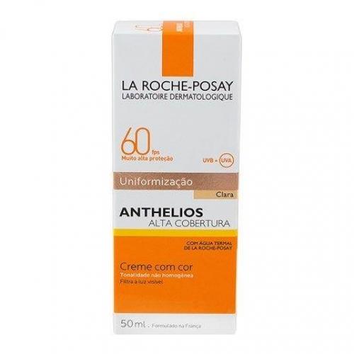 La Roche-Posay Creme c/ Cor Uniformização FPS 60 Cor Clara 50ml