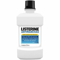 LISTERINE ANTIMANCHAS 250ML