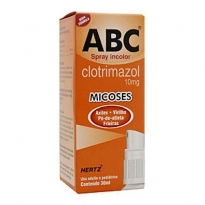 ABC spray com 30 ml