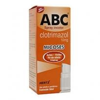 ABC spray com 30 ml
