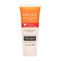 Neutrogena Rapid Clear Esfoliante Anti-Cravos 100g