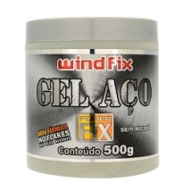 Gel Aço Windfix 500g