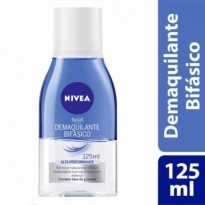 DEMAQUILANTE BIFÁSICO NIVEA 125ML
