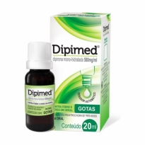 DIPIMED GOTAS 500MG/ML 20ML