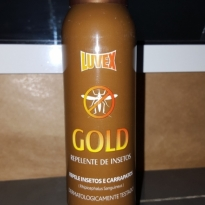 Luvex Gold Repelente de Insetos Aerosol 150ml