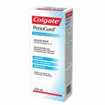 Enxaguatório Bucal Colgate PerioGard S/ Álcool 250ml