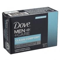SABONETE DOVE MEN CARE CLEAN COMFORT 90GR
